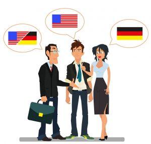 Traducción de idiomas